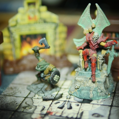 Cameo Character: 2016 HeroQuest Mini Exchange