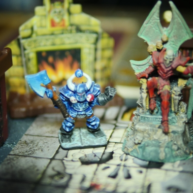 Cameo Character: 2015 HeroQuest Mini Exchange