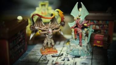 Cameo Character: The Lava Gargoyle