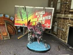Tempest Regiment - Zontor Sogarat aka 'Axe'