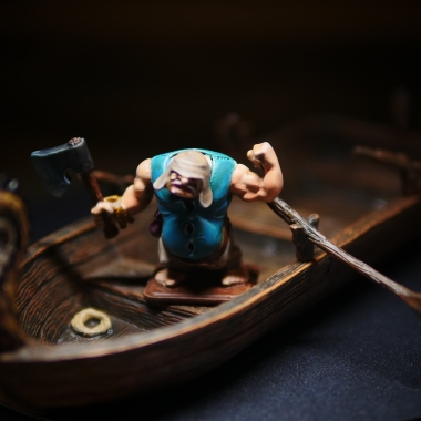 Boatman Ogre