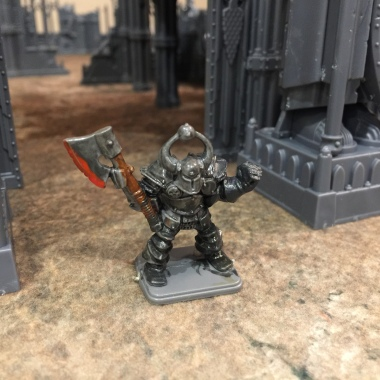 Chaos Warrior 2019 Exchange